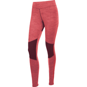 SALEWA Pedroc Dry Collant Femme, mineral red mel/1880